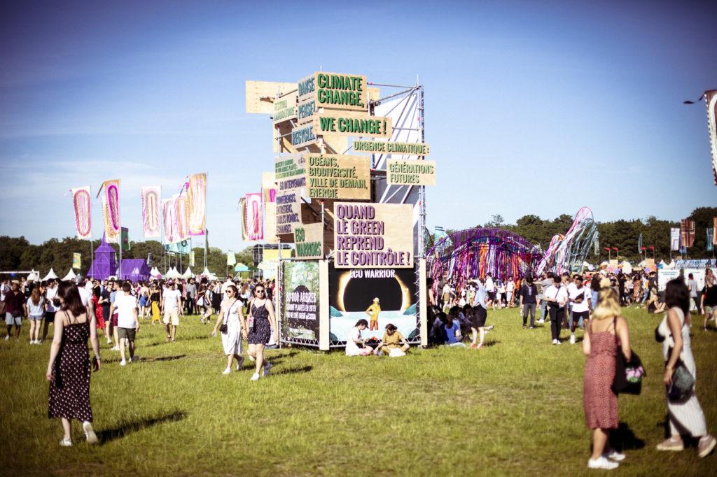 We Love Green festival éco-responsable à Paris
